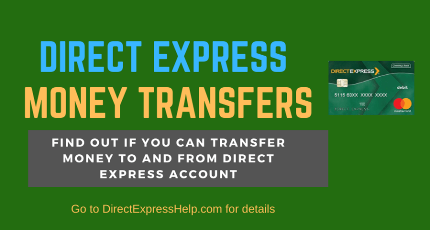 """Direct Express Money Transfer"""