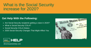 """What is the Social Security COLA Increase"""