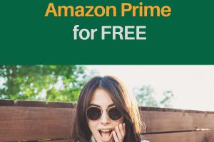 """""""Amazon Prime Free"""""""