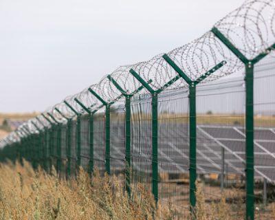 Energy Farm Fencing