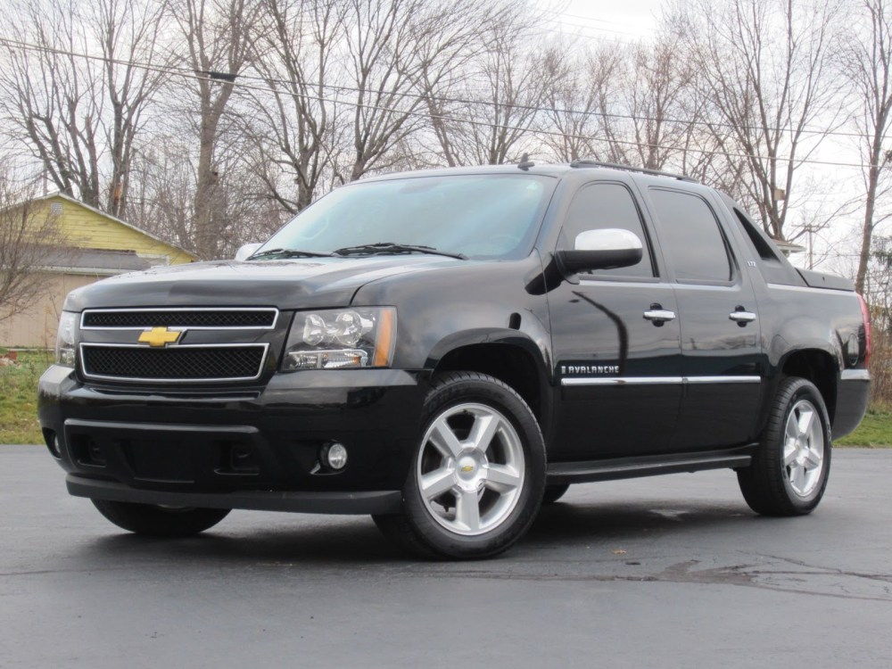 medium resolution of 2009 chevrolet avalanche 12
