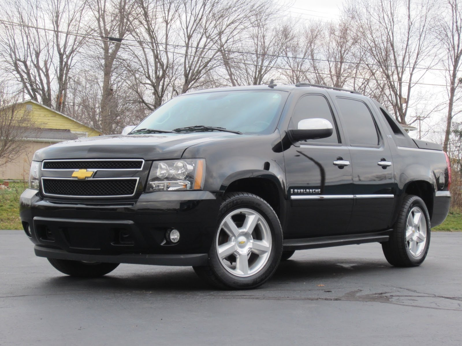 hight resolution of 2009 chevrolet avalanche 12