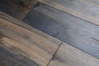 Elegant Home Solid Handscraped 5 Inch Heathered Oak BOG ...