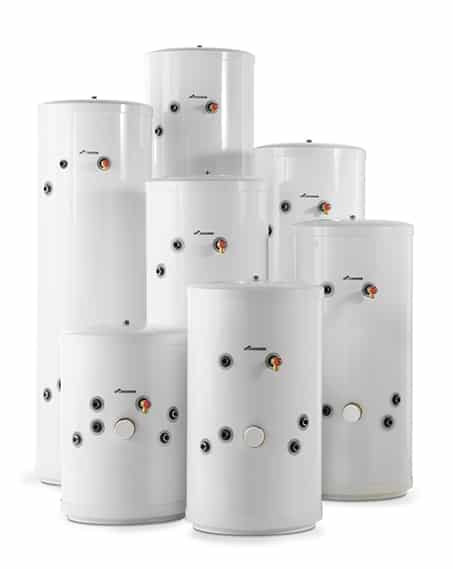 Vented vs Unvented Hot Water Cylinders