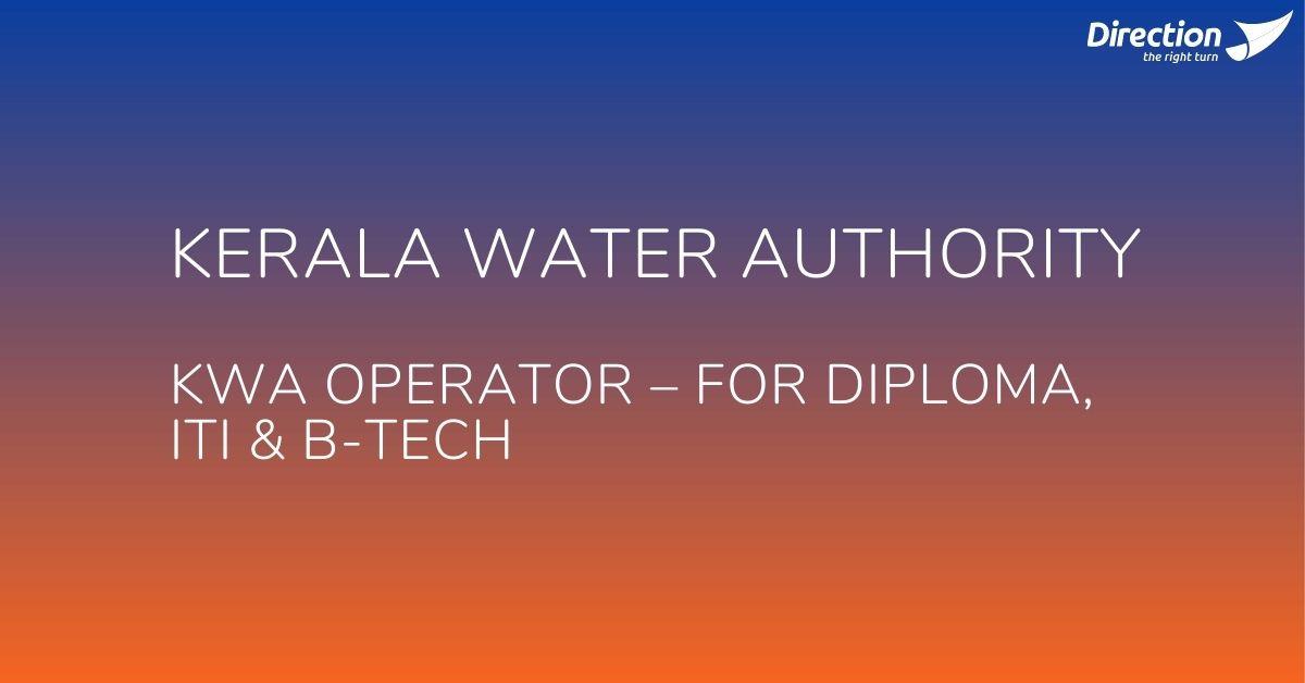 Kerala Water Authority
