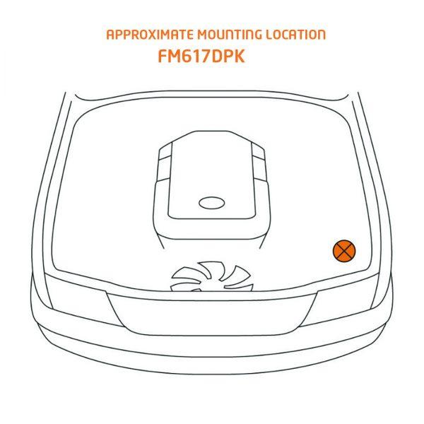 Fuel Manager Pre-Filter Kit NISSAN NAVARA D22 (FM617DPK)