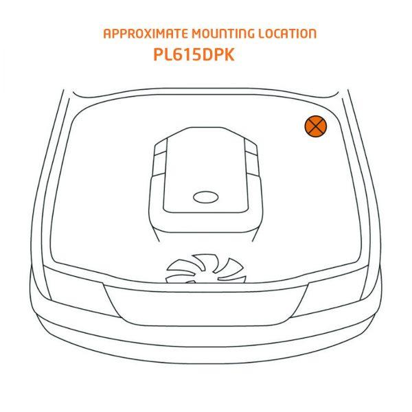 PreLine-Plus Pre-Filter Kit LAND CRUISER 200 (PL615DPK)