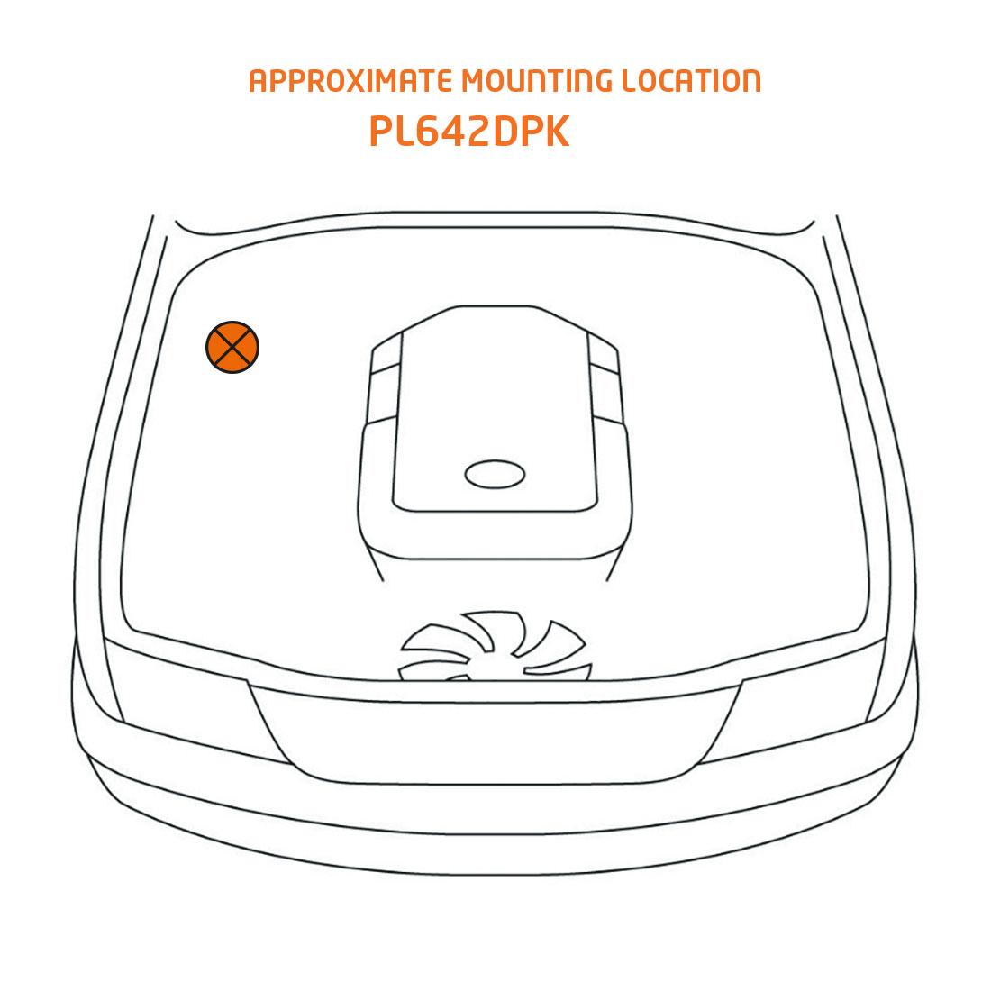 Direction-Plus PreLine-Plus Pre-Filter Kit LAND CRUISER 70