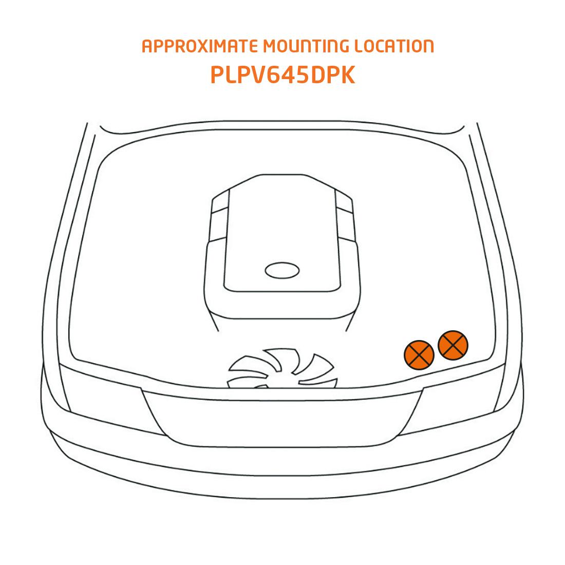 Direction-Plus PreLine-Plus / Provent Dual Kit D-MAX / BT