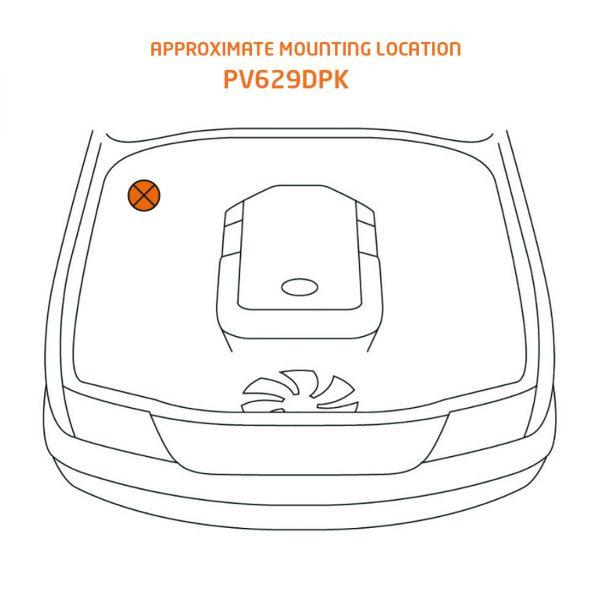 ProVent® Oil Separator Kit TRITON / PAJERO SPORT (PV629DPK)