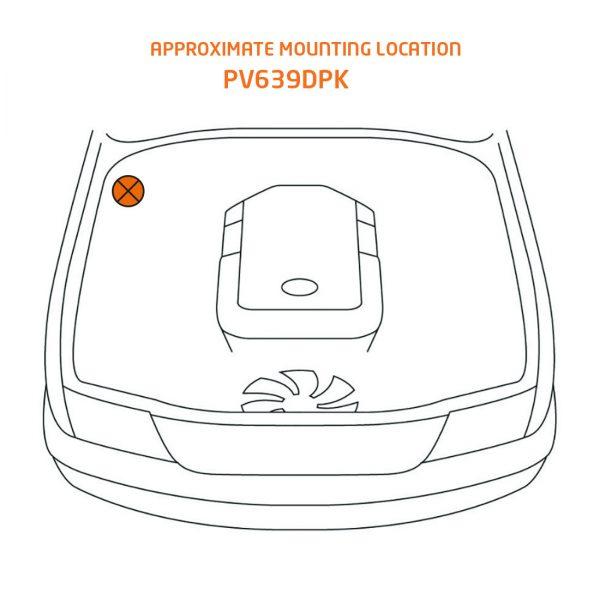 ProVent® Oil Separator Kit TOYOTA PRADO 150/155 (PV639DPK)