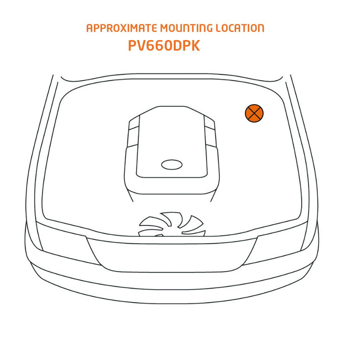 ProVent® Oil Separator Kit TOYOTA PRADO 120 (PV660DPK)