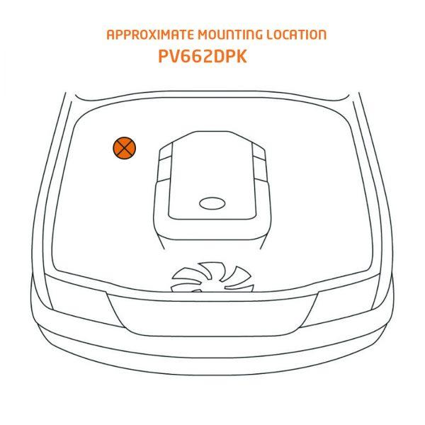ProVent® Oil Separator Kit TOYOTA FORTUNER / HILUX