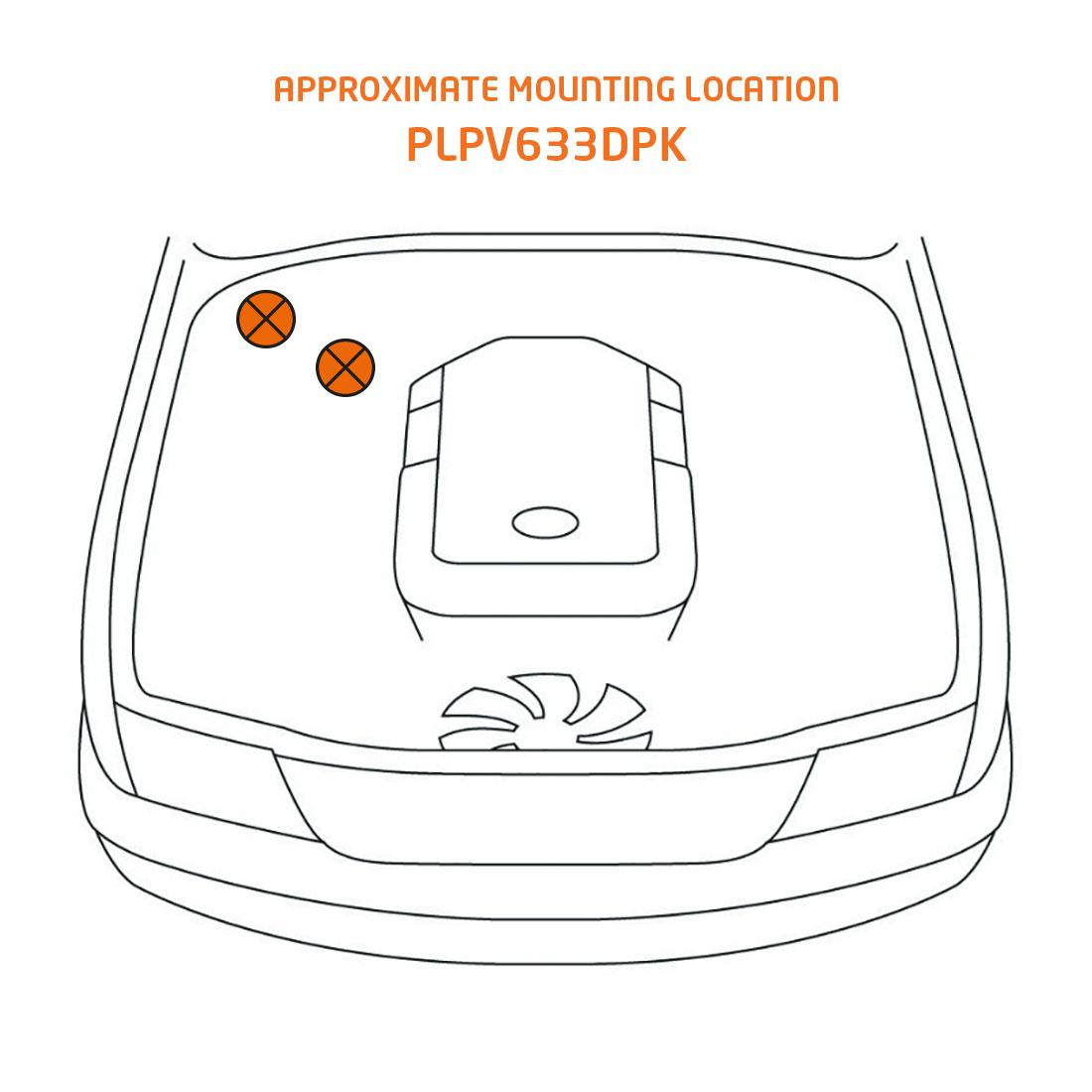 Direction-Plus PreLine-Plus / Provent Dual Kit WRANGLER JK