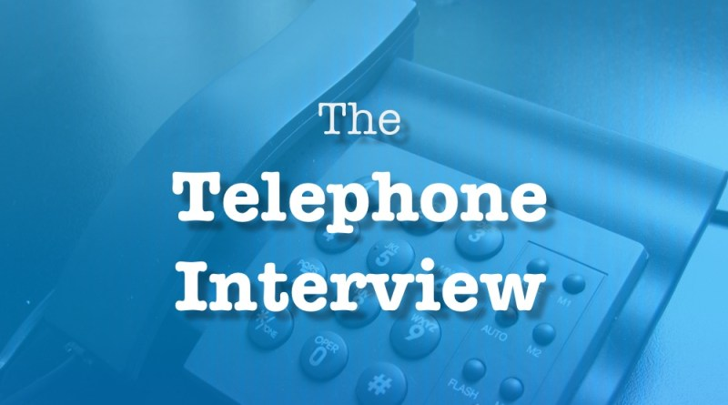 Interview-Telephone