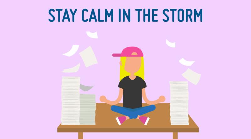 Stay-calm