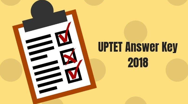 UPTET-Answer-Key