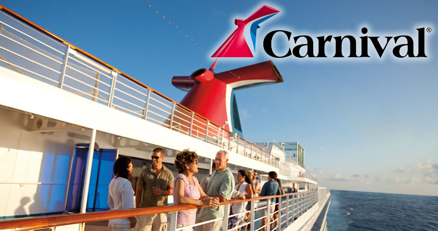Carnival Cruise Line  Carnival Cruises through Direct