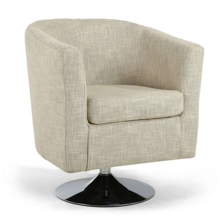 Swivel Tub Chair Tub Chair With Swivel Base Natural