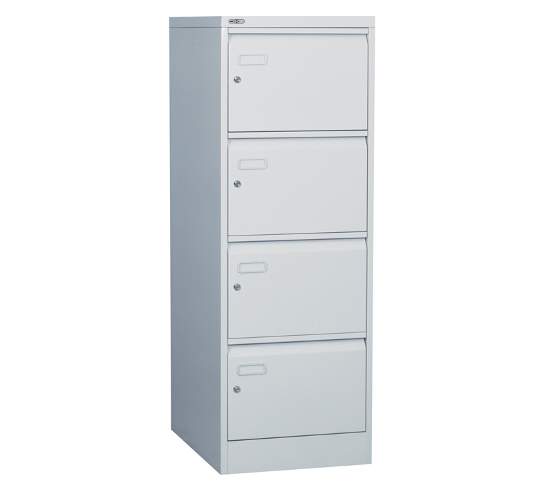 4 Drawer Security Filing Cabinet With Individual Locking