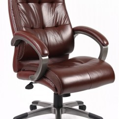 Better Posture Chair Pull Out Chairs Catania Brown Leather Office