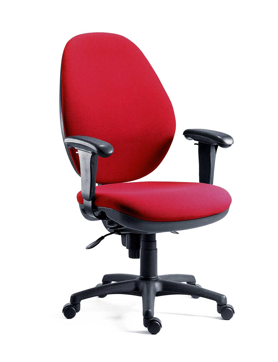 24 Hour Office Chairs Syncro Tek Executive 24 Hour Use Office Chair With Adjustable Arms Choice Of Colours 6500