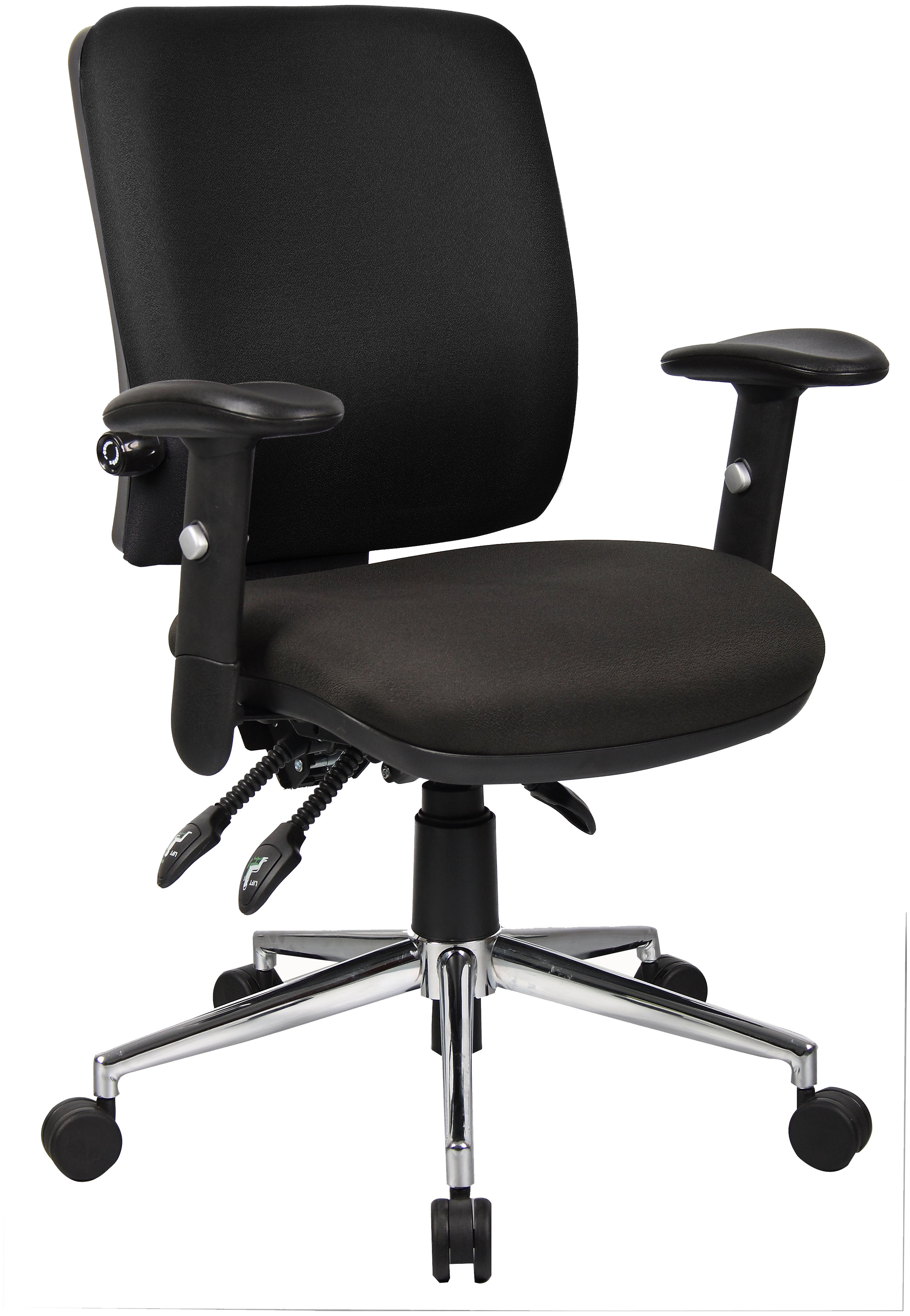 Office Chair Posture Chiro Office Chair Ergonomic Medium Back Office Chair