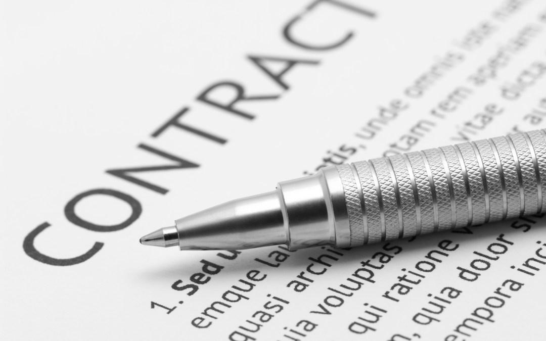 Concepto de contrato mercantil