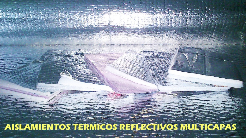 Aislantes termicos directorio de m rida yucat n for Mejor aislante termico
