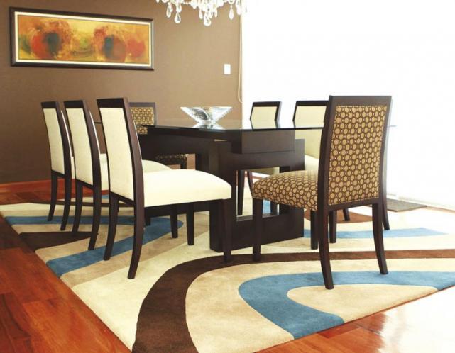 Qué tipos de alfombras tienes que usar para tu casa