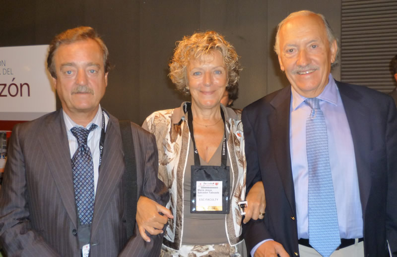 La prevención y los avances tecnológicos centran el Congreso de la Sociedad Europea de Cardiología