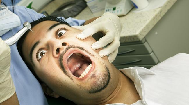 Miedo a ir al dentista