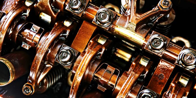Aceites y lubricantes de motor