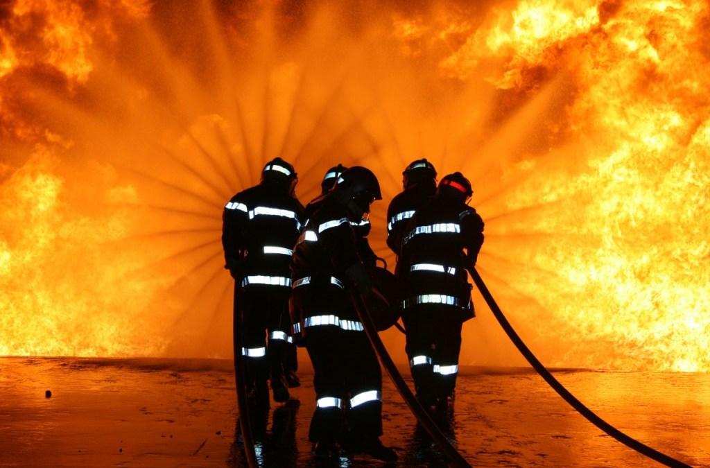 Deberes de un bombero