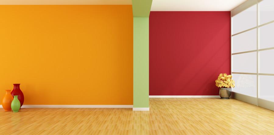 Tipos de pinturas para interiores