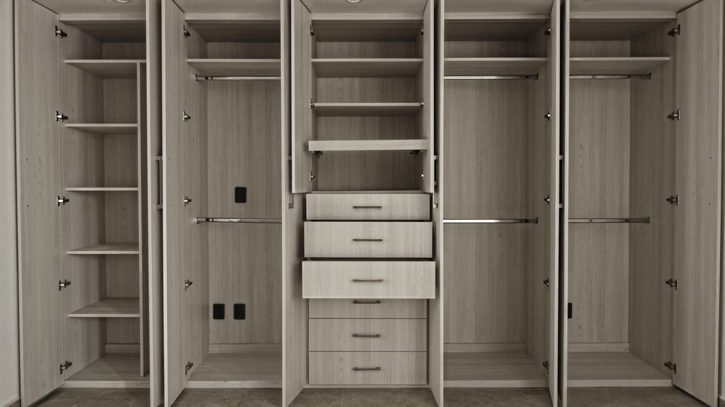 Tipos de closets