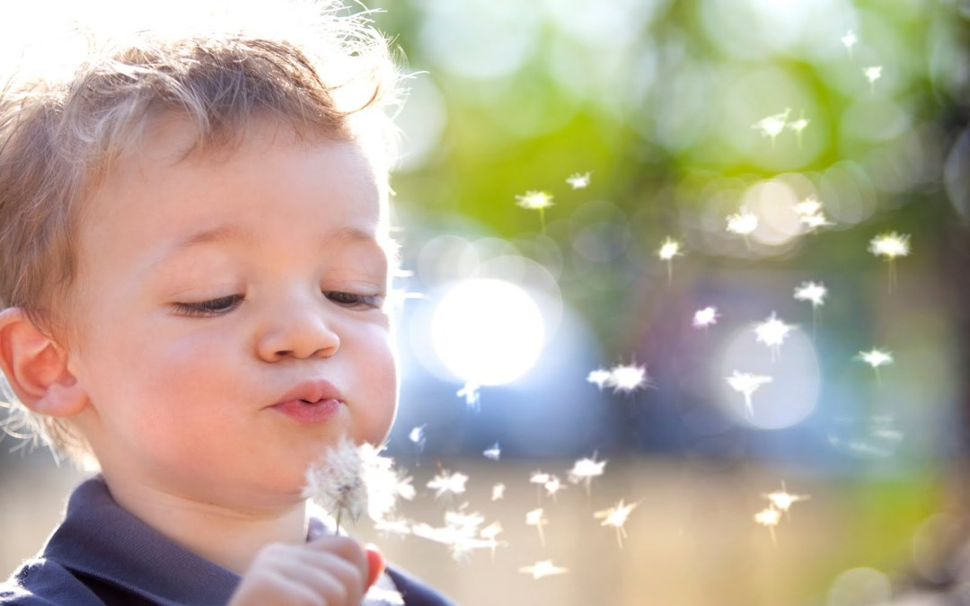 Alergias más comunes en niños