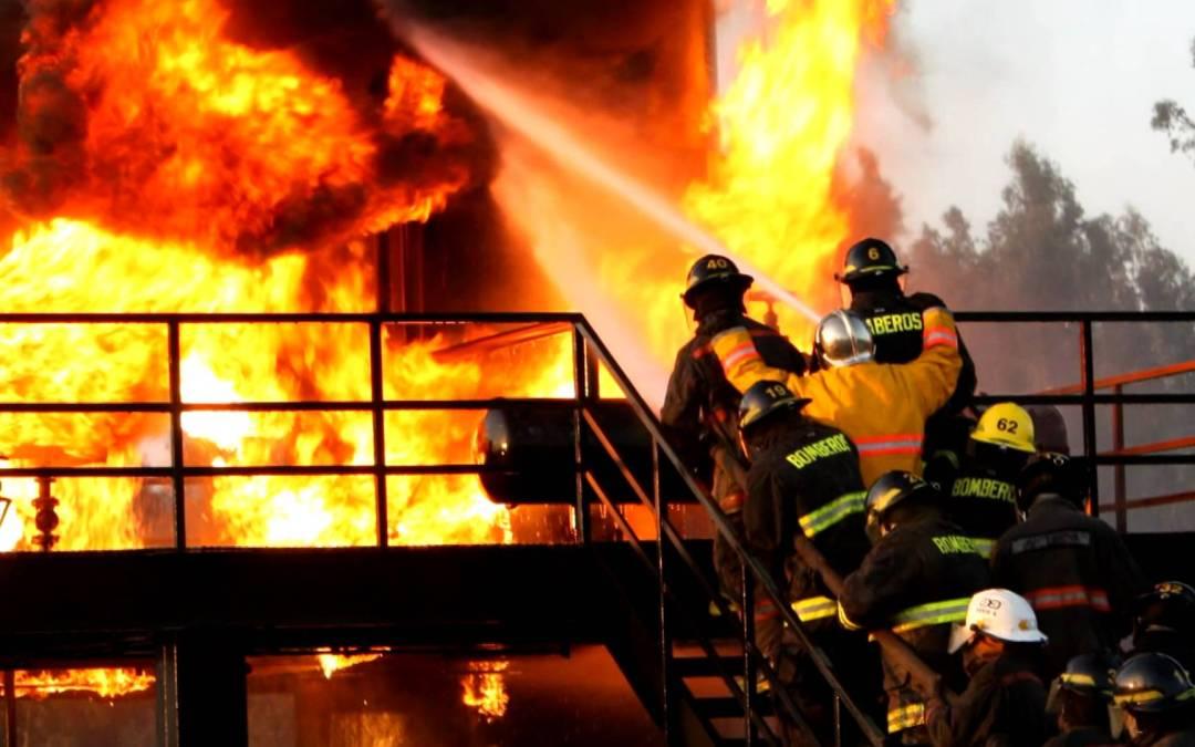 ¿Cuándo llamar a los bomberos?