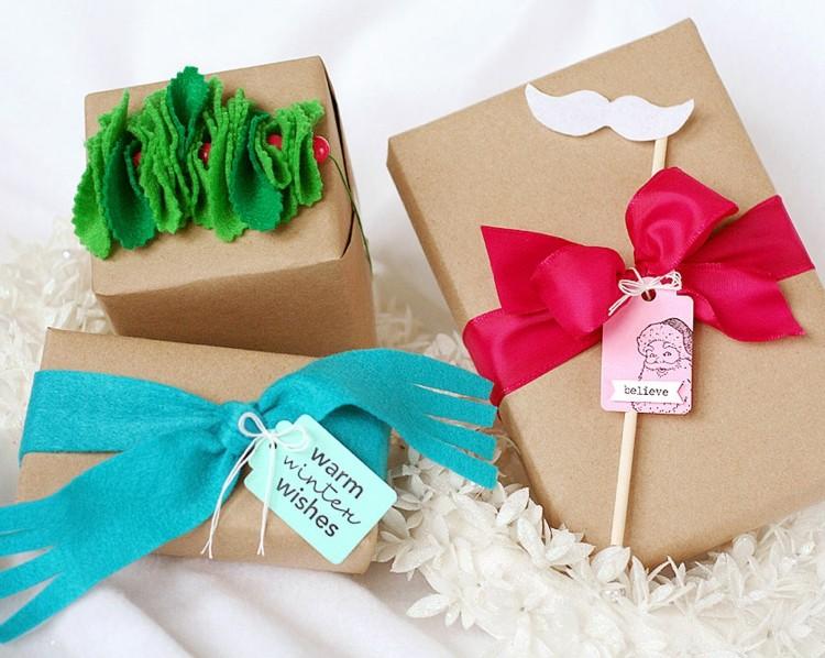 Maneras de envolver un regalo