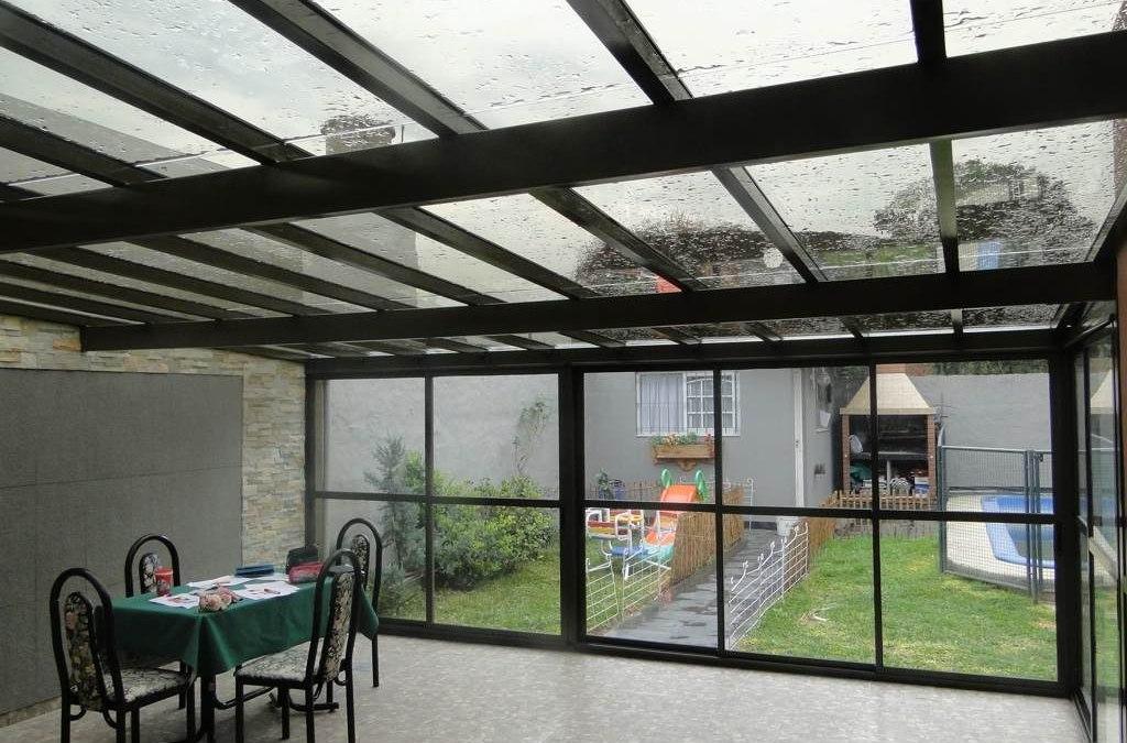 Domos y techos trransparentes