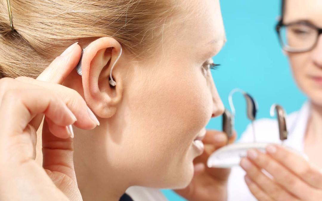 ¿Como sé que me estoy quedando sordo?