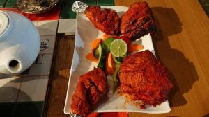 MAJI集食行樂-印度香料王餐廳-香料烤雞腿