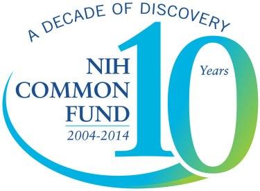 Common Fund 10th Anniversary Logo
