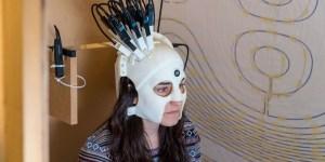 Wellcome MEG Scanner Helmet