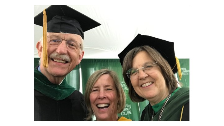 Commencement 2019 at Sarah Lawrence College
