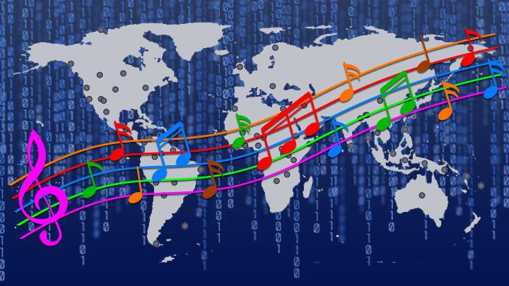Analysis of Music-Internationally
