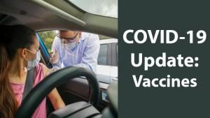 COVID-19 Update-Vaccines