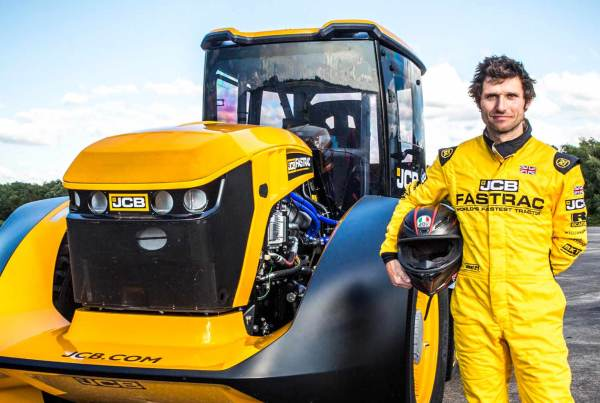 Guy Martin: The World's Fastest Tractor