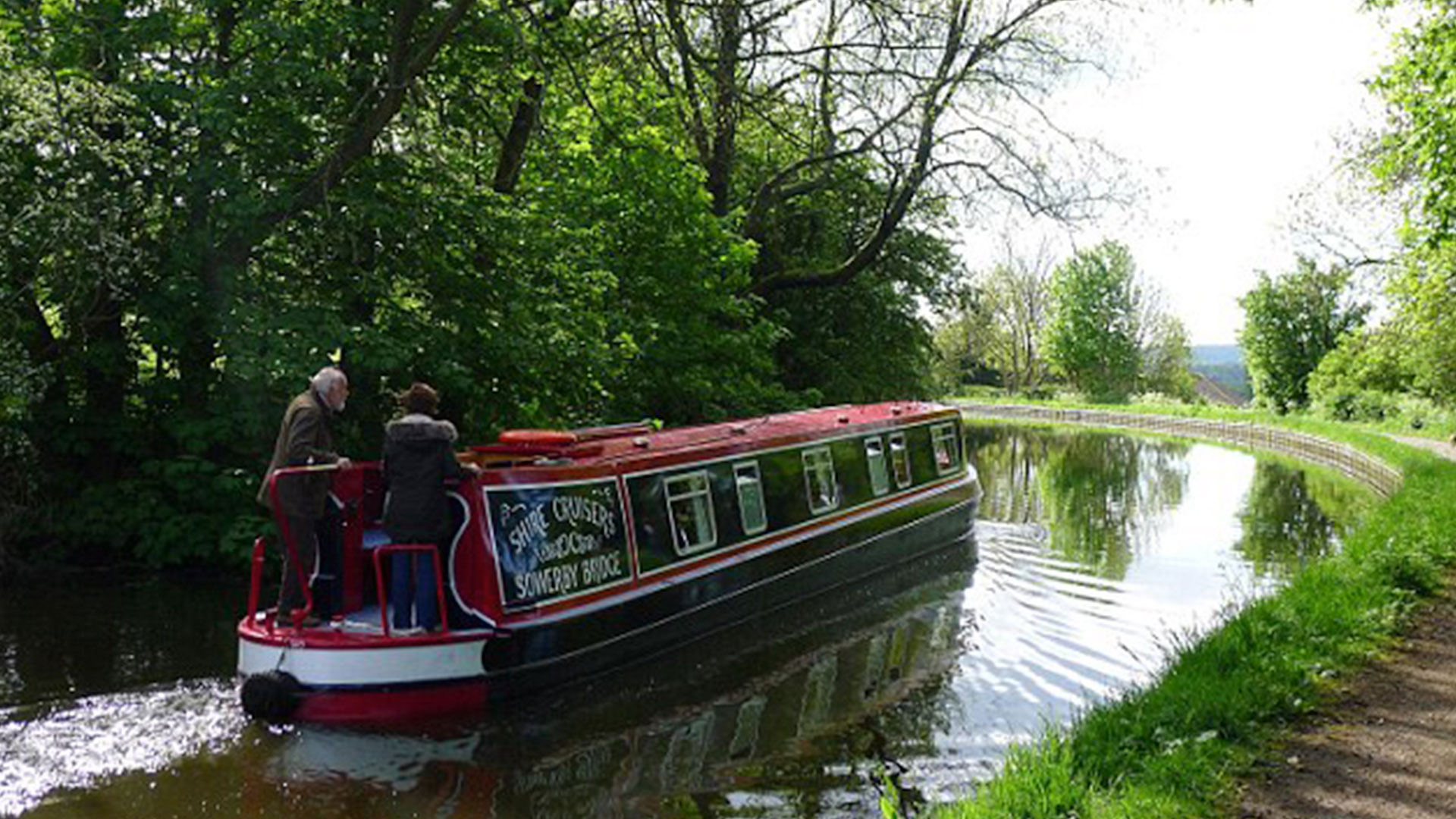 Great Canal Journeys: North of England