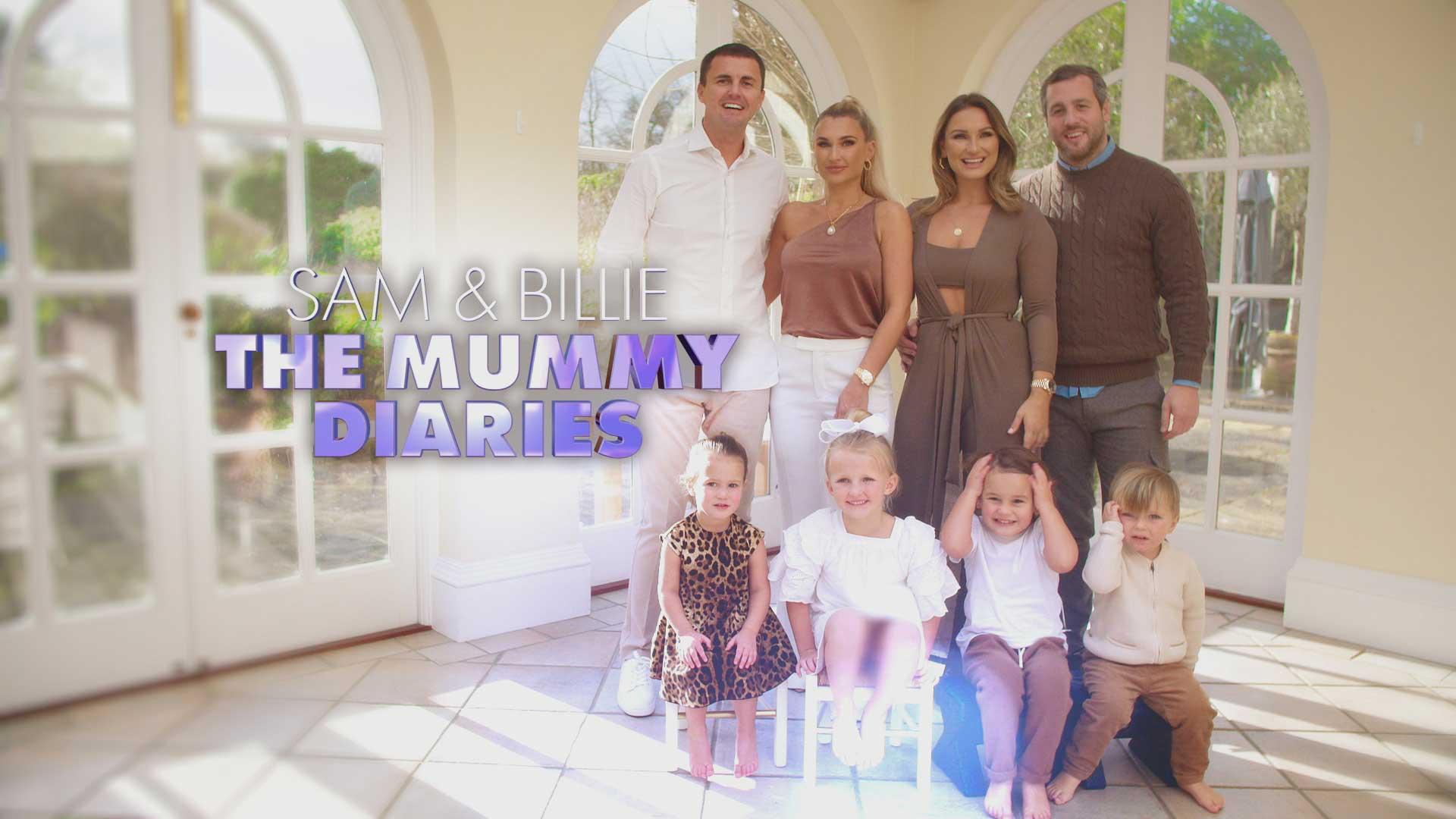Sam & Billie: The Mummy Diaries (Series 7)